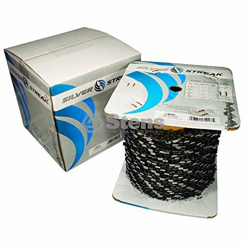 Silver Streak # 903107 7 Silver Streak Chain Reel 100' for CARLTON A1EP-100R, GB A50S-1P100, S by Silver Streak