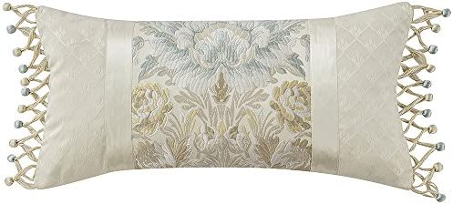 Marquis By Waterford Warren Decorative Pillow, 11 x 22 , Multicolor