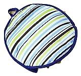 bread basket warmer electric - IMUSA USA MEXI-1008W Cloth Tortilla Warmer 10-Inch, Multicolored
