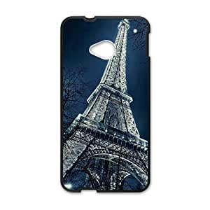 Hope-Store Eiffel Tower Cell Phone Case for HTC One M7