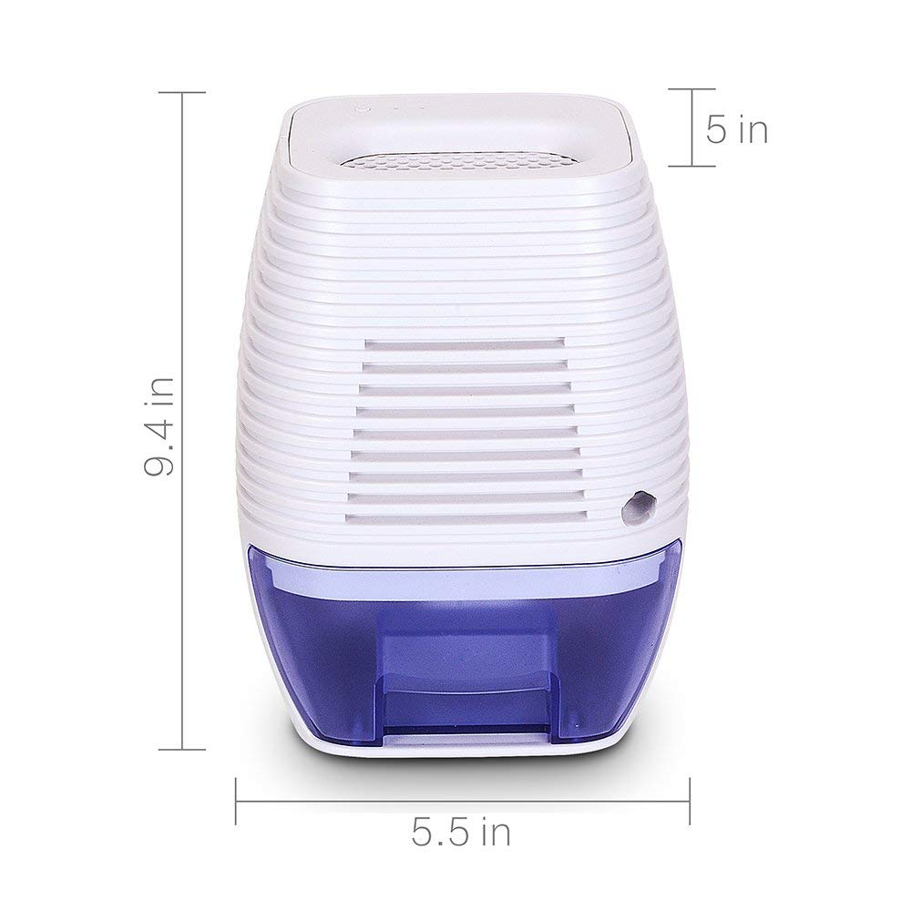 Bathroom Crawl Space Home Besmira Portable Mini Dehumidifier Air Purifier Electric Safe Dehumidifier for Bedroom Baby Room RV