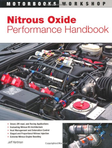 Nitrous Oxide Performance Handbook (Motorbooks Workshop)