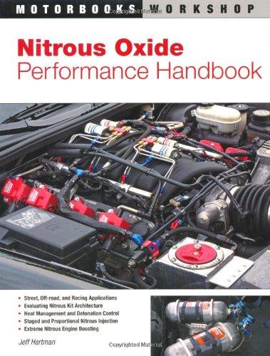 Nitrous Oxide Performance Handbook (Motorbooks (Nitrous Oxide Performance Handbook)