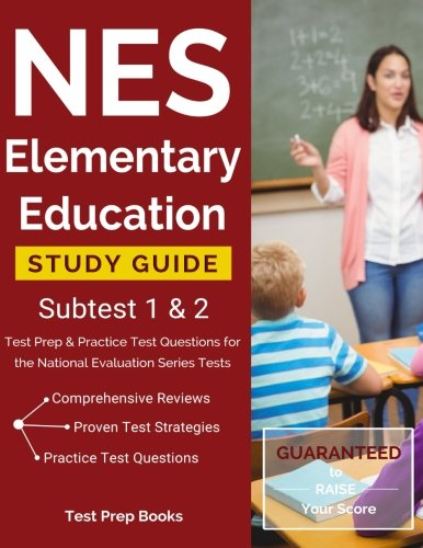 NES Elementary Education Study Guide Subtest 1 & 2: Test Pre