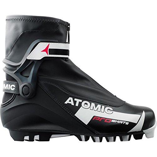 Atomic Sport Pro Skate Ski Boot Black/White, 11.5