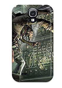 Cute Tpu CharlesRaymondBaylor Science Fiction Sci Fi Case Cover For Galaxy S4
