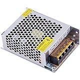 ALIMENTATORE 5A 12V striscia led trasformatore 5 ampere stabilizzato 220V 60W