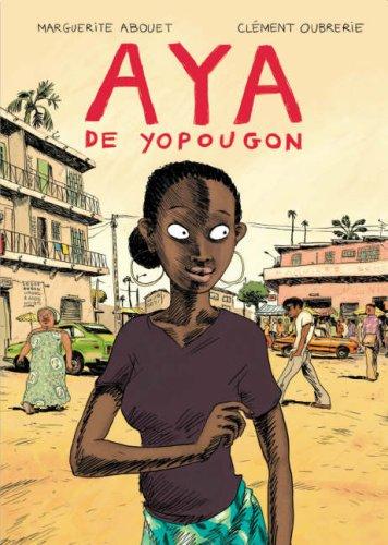 """Aya"" av Marguerite Abouet"