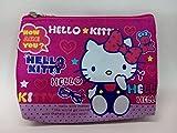 CJB Sanrio Japan Hello Kitty Mini Coin Pocket Rose Pink Glasses (US Seller) by CJB KT