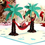 Jaysis Details About 3D Pop Up Card Christmas Greeting Baby Gift Holiday Happy New