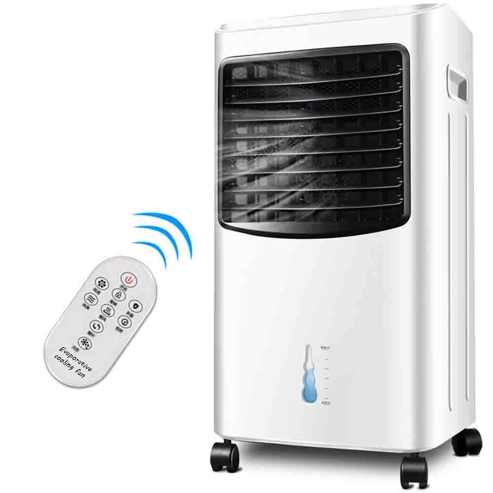 Acquisto Ventilatori ZXMEI Raffreddatore, Purificatore d'Aria, Umidificatore E Riscaldatore, Refrigeratore dell'Aria Condizionata, Bianco/Nero Prezzi offerte
