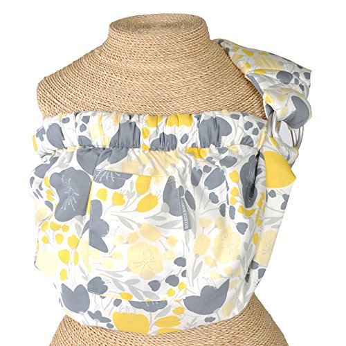 Balboa Baby Dr. Sears Adjustable Sling - Yellow Floral