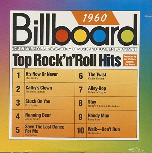 The Hollywood Argyles - Billboard Top Rock
