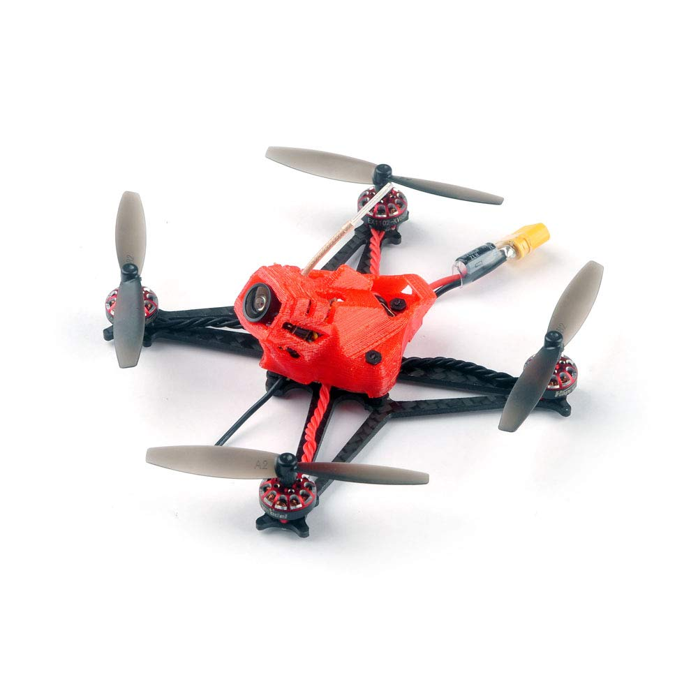 BeesClover Happymodel Sailfly-X 105mm Crazybee F4 PRO 2-3S Micro Racing Drone PNP BNF w/ 25mW VTX 700TVL Camera Flysky Receiver