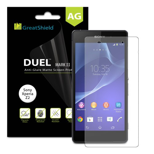 Sony Xperia Z2 Screen Protector (Matte) - 1