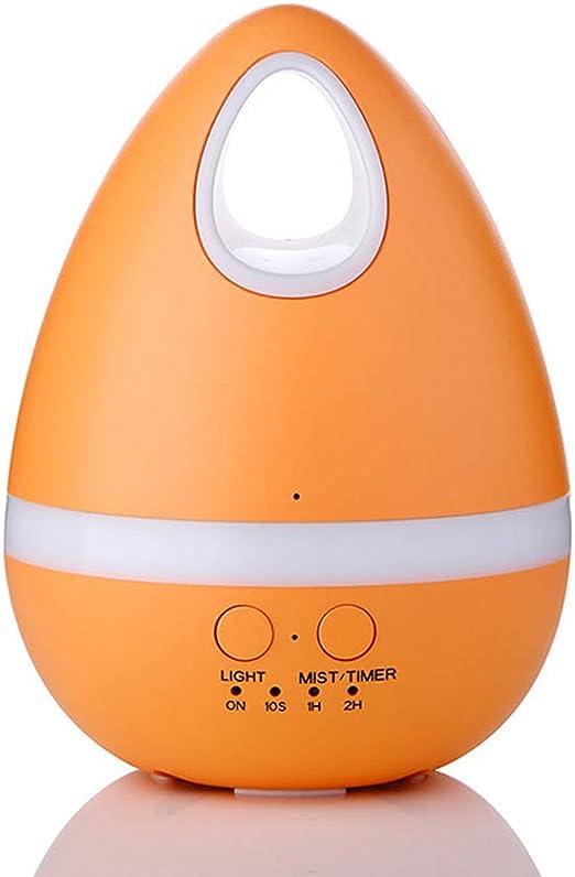 FAN Mini humidificador Tipo de Huevo Purificador de Aire Ayuda ...