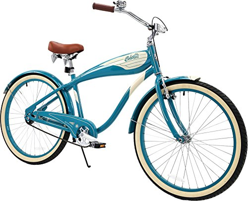 Columbia Superb 5 Star, 26-Inch Men's Retro Beach Cruiser Bi