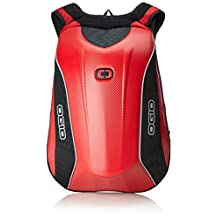 ogio 123006.02 Red No Drag Mach 5 Motorcycle Bag pack