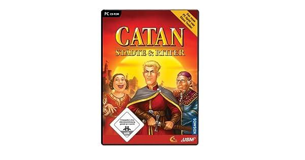 Catan - Städte & Ritter [Importación alemana]: Amazon.es: Videojuegos