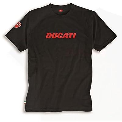 Ducati Ducatiana V2 Short Sleeved T-Shirt Black