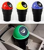 Allmart Enterprise WV01RCA07905 Shop4All Car Trash Bin (Multicolour)