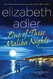 One of Those Malibu Nights: A Novel (Mac Reilly Book 1)