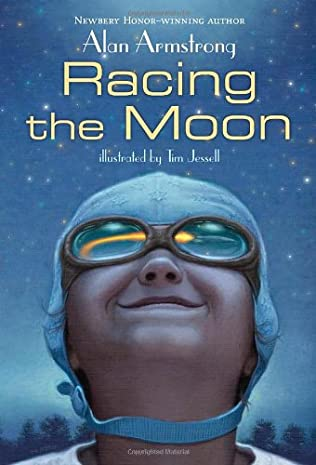 book cover of Racing the Moon