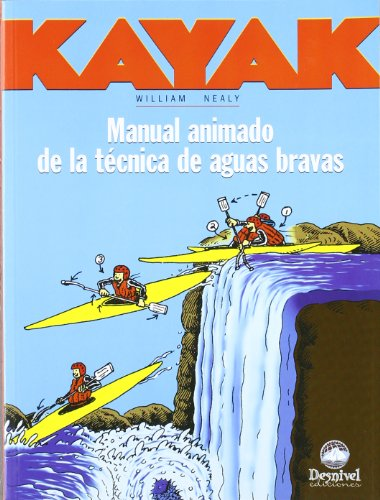 kayak manual animado