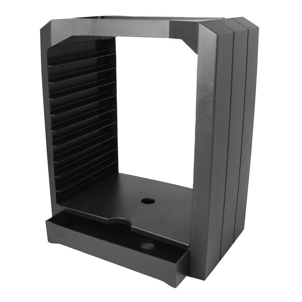 PRETTYGOOD7giochi e blu Ray archiviazione multifunzionale universale per Xbox One, PS4ad alta densità Bed Storage Bags Storage Bag PS4ad alta densità Bed Storage Bags Storage Bag