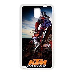 KTM Racing Cell Phone Case for Samsung Galaxy Note3