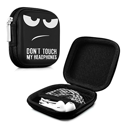 kwmobile Case for in-ear headphones - protective case in