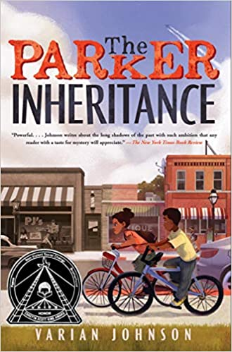 The parker inheritance varian johnson  amazon