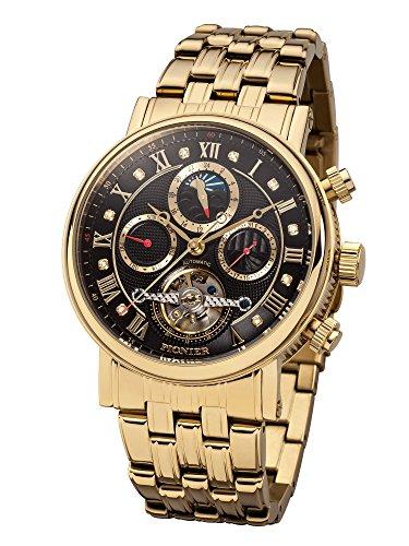 Amazon.com: Pionier - high quality automatic wrist watch Chicago