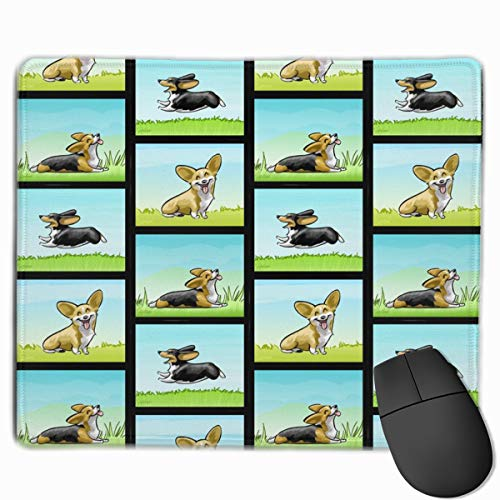 (Pembroke Welsh Corgi Panel The Mouse Pad 10