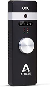 Apogee ONE Audio Interface for iPad & Mac