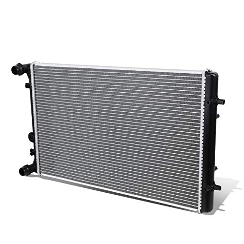 (For 99-10 VW Golf City/GTI/Jetta AT/MT Lightweight OE Style Full Aluminum Core Radiator DPI 2265)