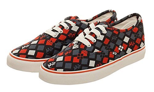 Harley Quinn Shoes (DC Comics Harley Quinn Lo Pro Shoes (9.5))
