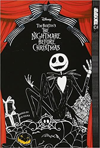 disney manga tim burtons the nightmare before christmas soft edition disney tim burtons the nightmare before christmas jun asuka 9781427857248 - A Nightmare Before Christmas