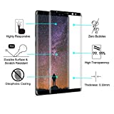 Galaxy Note 8 Screen Protector, Arukas 3D Curved