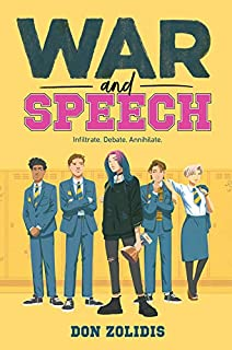 Book Cover: War and Speech