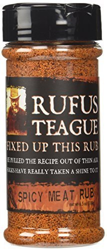 Rufus Teague Spicy Meat Rub (2-Pack)