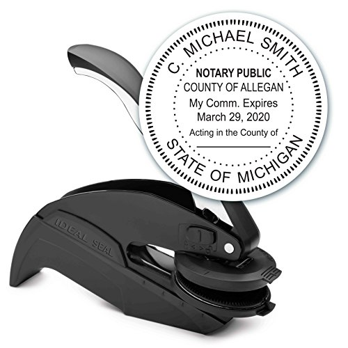 Notary Public Embossers - 2