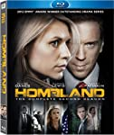 Cover Image for 'Homeland: The Complete Second Season'