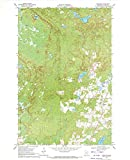 YellowMaps Goodland MN topo map, 1:24000 Scale, 7.5 X 7.5 Minute, Historical, 1969, Updated 1972, 27.23 x 21.53 in