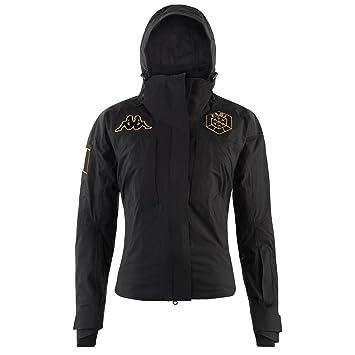 giacca kappa fisi nera