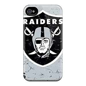 UeD22271erqy Snap On Case Cover Skin For Iphone 4/4s(oakland Raiders)