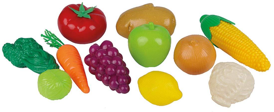 2 Netze Obst und Gem/üse Lebensmittel f/ür Spielk/üche Kaufladen 22 tlg
