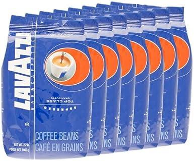 Lavazza Espresso Top Class Gran Gusto, Café en Grano, Pack de 8, 8 x 1000g: Amazon.es: Alimentación y bebidas