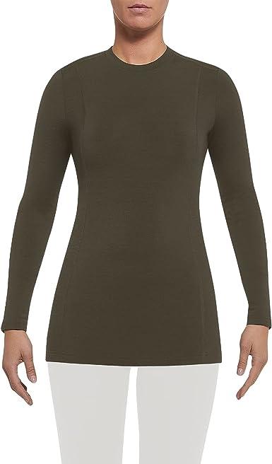 Thermowave Merino Arctic - Camiseta térmica para mujer con ...