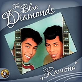 The Blue Diamonds - Discography